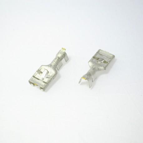 Nasadka J-6,3/2,5 (100 szt.) cynkowana