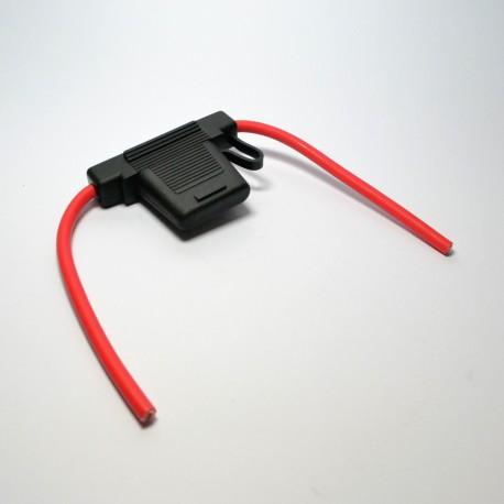 Obudowa bezpiecznika maxi hermetyczna na kablu