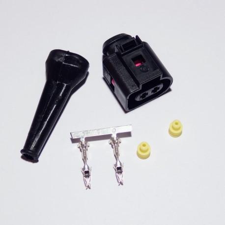 Wtyk 2-pinowy lampy Volvo /Mercedes,VW,Audi,Skoda