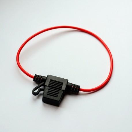 Obudowa bezpiecznika mini na kablu