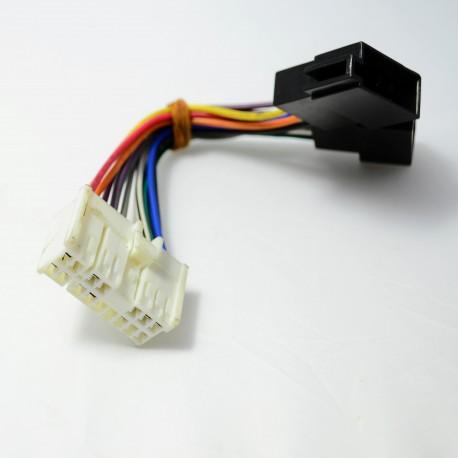 Adaptor radiowy isso/mitsubishi