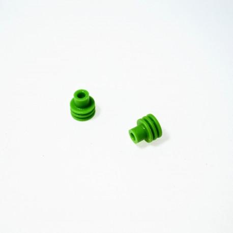 Uszczelka silikonowa ss/2,8 (100 szt.) zielona