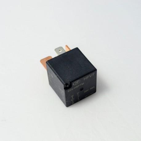 Przekaźnik maxi 24V 70a bez uchw. Montaż, 4-pin/hf