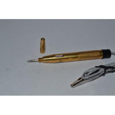 Próbnik 6-24V metalowy 65270