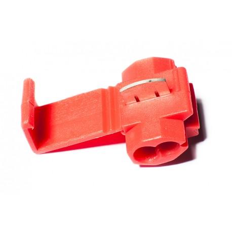 Złącze instalacyjne z /1 (100 szt.) czerwony