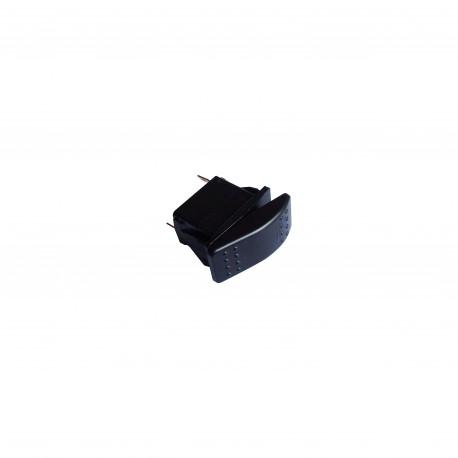 Wyłącznik herm. podświetlany on-off LED (12/24V)