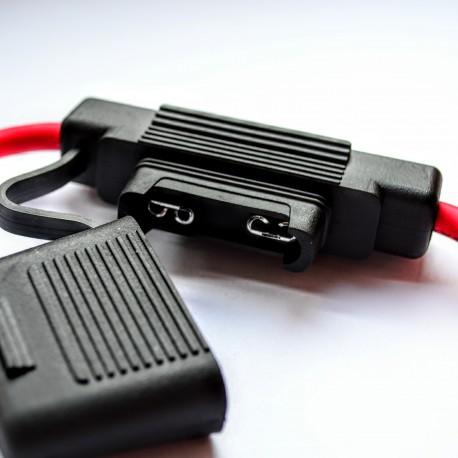 Obudowa bezpiecznika na kablu hermetyczna (30a)