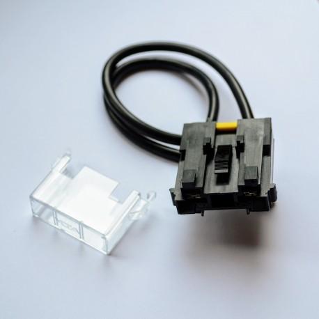 Obudowa bezpiecznika maxi /na przewód 16 mm 2